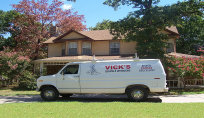 Image of Carpet Cleaning Van